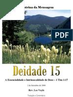 Deidade - Parte 15