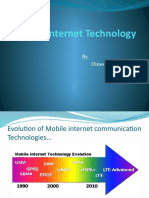 Mobile Internet Tech by Dinesh