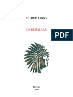 Alfred Jarry Le Surmale