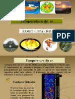 CAPÍTULO 02 - TEMPERATURA DO AR