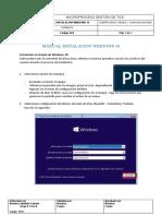 Manual Windows 10