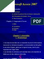Microsoft Access 2007jboo Fini
