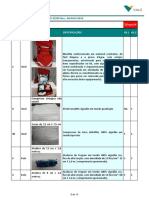 Kit Primeiros Socorros VALE - DIPF