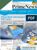 Prime Bank CSR