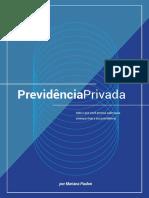 Ebook Previdencia Privada ( Mariana)
