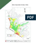 Zonificación geotécnica sísmica de 42 distritos de Lima y Callao