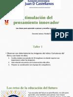 Estimulación del pensamiento innovador I
