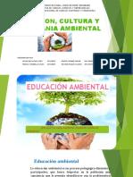 Educacion Cultura y Ciudadania Ambiental