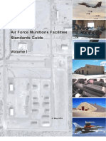 U.S. AIR FORCE Munitions Facilities Standards Guide