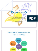 EVANGELISMO def