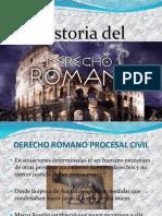 Derecho Procesal en Roma