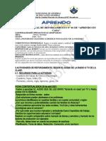 3 PLANIFICADOR SEMANAL Y FICHAS ciencias - copia (3)