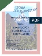 Proyecto Cotacachi