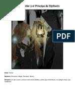 Harry Potter y el Principe de Slytherin 26-50