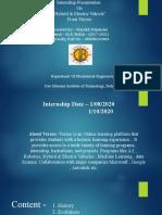 Internship Presentation000