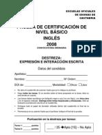 EOI-examen-ingles_basico_expr_escrita
