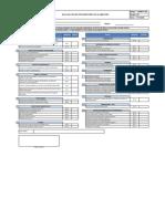 SSOMA-F-064 Evaluación de Proveedores de Alimentos