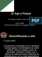 Apresentação Id, Ego e Psique