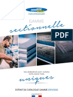 ISO 45 Sectionnelle Brochure /PUIGMETAL®