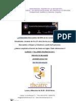Escuela de Artes Escénicas de Castilla La Mancha-Curso de Ingles-jordi Tebe