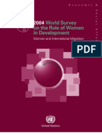 WorldSurvey2004-Women&Migration