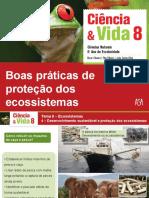 Boas práticas de proteção dos ecossistemas