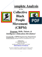 2011 Analysis of CBPM Membership Database(1)