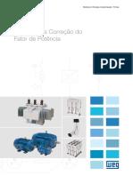 WEG Correcao Do Fator de Potencia 958 Manual Portugues Br