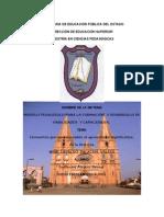 MODELO PEDAGOGICO PARA LA FORMACIÓN Y DESSARROLLO DE HABILIDADES Y CAPACIDADES