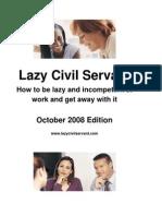 lazycivilservant