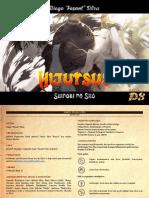 Naruto SnS - Livro de Hijutsus - 4.0 Beta 1