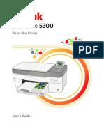 Kodak 5300AiO Printer