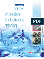 AMS - 3M - Novec Electronic Cleaning Brochure