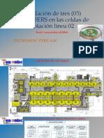 Presentación Cambio de Launders y Rotores. WWW