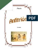 Plauto_Anfitrion