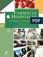 Farmácia Hospitalar 2Ed Um Enfoque Em Sistemas de Saúde