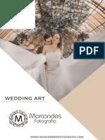 Ensaio Wedding Art
