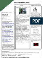 Boletín enero 2011