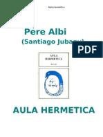 AULA HERMETICA - Pere-Albi