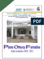 P.O.F.2010 - 2011