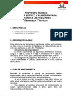 Proyecto Modelo Cloacas II
