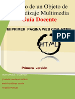 Los Seirva Primer Pagina Web Con Htmil Cartilla Copia