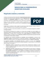 CONCEPTOS BÁSICOS PARA LA COMPRENCIÓN DE MAGNITUDES ESCALARES (1)