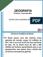 006634 - Estrutura fundiária Brasileira