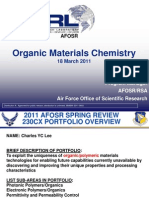 3. Lee Charles - Organic Materials Chemistry