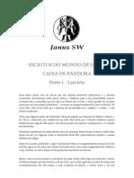 ESCRITOS DO MUNDO DE JANUS - CAIXA DE PANDORA - PARTE 1 - LASCÍVIA