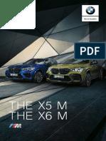 Catalogo ITA Bmw X5m e X6m