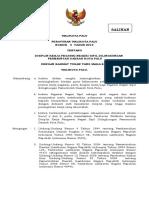2013_Perwali-PAL-03_Disiplin Kerja PNS