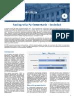 CERES Analiza 6- Radiografía Parlamentaria- Parte III