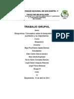 bioquímica informe